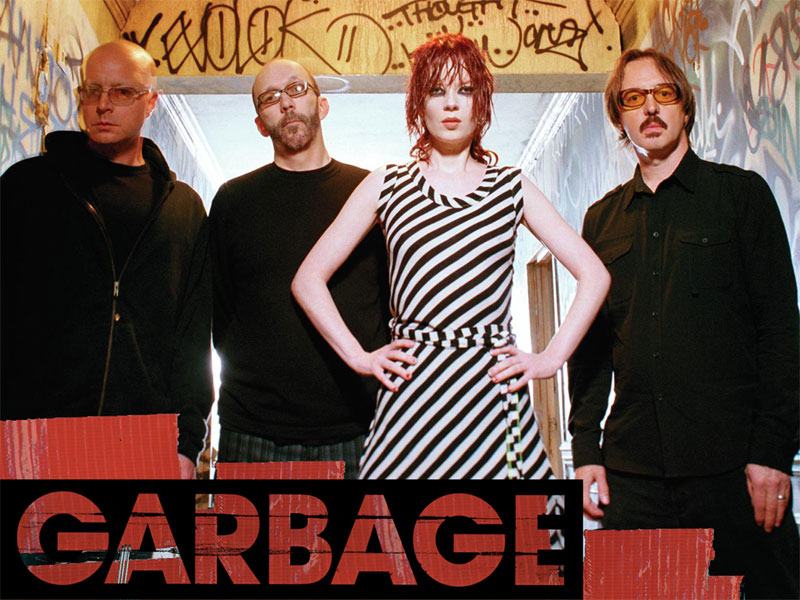 Garbage - Absolute Garbage / 2007 / DVDRip